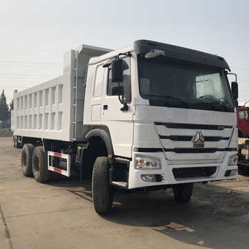 Camion benne Howo occasion 375HP