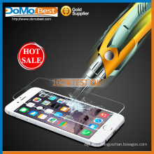 Double side,Factory price!!! High quality 9H 0.2mm 2.5D tempered glass screen protector For iphone 6