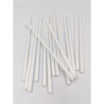 Ramah lingkungan 100% Biodegradable Clear Plastic Drink Straw