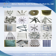 Galvanised Ring Shank Nail/Coil Roofing Nails