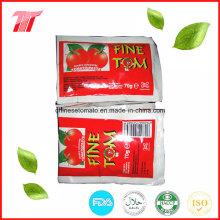 70 g de pasta de tomate ecológica Fine Tom Organic Sachet