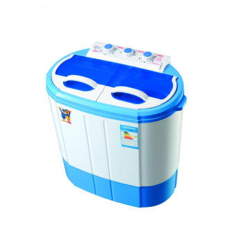 3kg Mesin Pemuatan Top Twin Tub