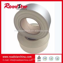 Reflektierende PVC Schaum Leder für Schuhe
