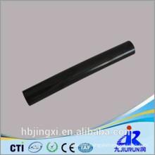 Black Flame Retardant PU Plastic Sheet / Rod / Roll