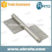 RH-121 PVC door stainless steel flag hinge