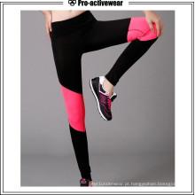Atacado personalizado mulheres fitness leggings e mulheres yoga compressão calças