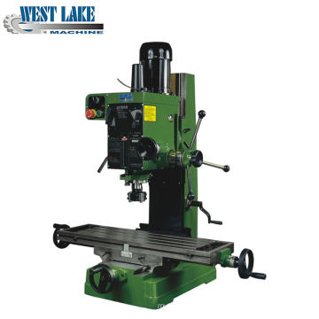 Gear Driving Vertical Drilling & Milling Machine with High Precision (ZX-40A)