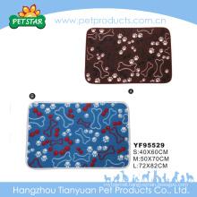China Manufacturer OEM Customized Washable Dog Bed Dog Pads