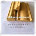 exterior moulding/triangular wood moulding/ceiling moulding