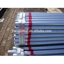 Tianjin en39 tubo galvanizado / tubo galvanizado