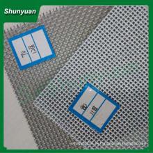China de buena calidad red de malla de seguridad de acero inoxidable para puertas de seguridad