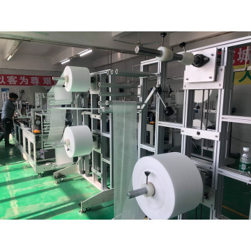 KN95 Face Mask Respirator Making Machine