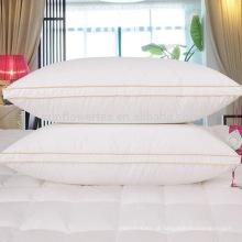 Almofada de fibra oca 3D com qualidade de hotel cinco estrelas