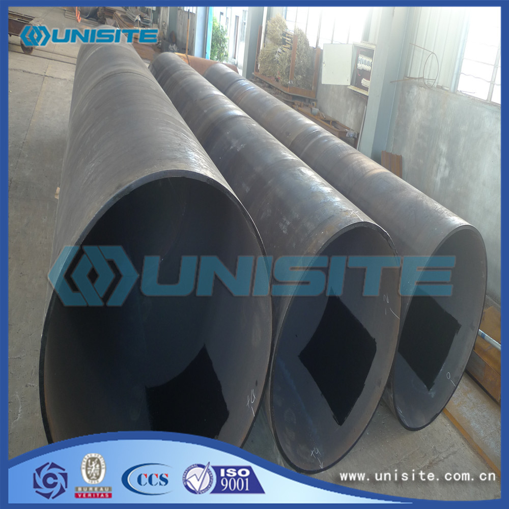 Saw Welding Straight Round Pipes for sale