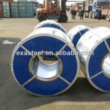 Vorlackierte Stahlspulen (PPGI / Farbspulen)