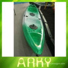 OEM rotational moulded plastic canoe