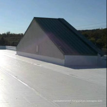 Anti-UV PVC Polymer Single-Ply Roof Sheet for Waterproofing (ISO Listed)