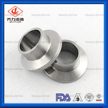 Sanitary 304 Kf Vacuum Pipe Fitting Nipple Ferrule