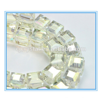 Würfel Glasperlen murano Glasperlen