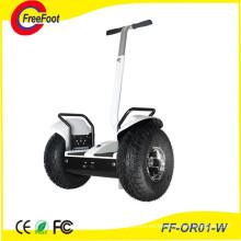 Bicicleta eléctrica de 2 ruedas con equilibrio automático