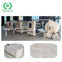 Hot Selling Glue Lamination Interfold Kitchen Towel Converting Machine