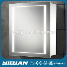 Hotel High End LED Light Storage Шкаф для хранения пространства для бритья Горячий зеркальный шкаф для продажи дома