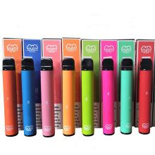 Puff Plus Spearmint Flavor Portable Disposable Vape