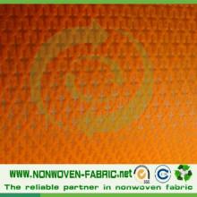 Atravessar 100% PP tecido não tecido de alta qualidade