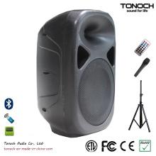 Stabile Qualität 10 Zoll Plastik angetriebener Lautsprecher mit konkurrenzfähigem Preis