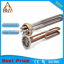 Elemento de aquecimento elétrico industrial elétrico