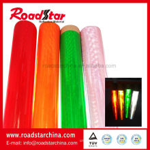 Micro prism reflective PVC film for armband