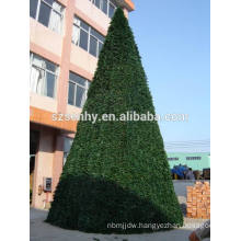 Giant Outdoor Commercial PVC Christmas Tree