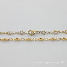 Fornecedor do alibaba, colar do ouro da forma 2014 com estrela pequena para mulheres, colar romântica do ouro