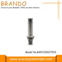 3 forma inox tubo armadura de válvula solenóide