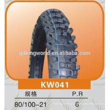 "pneus da China cruzam 90/90-19"""