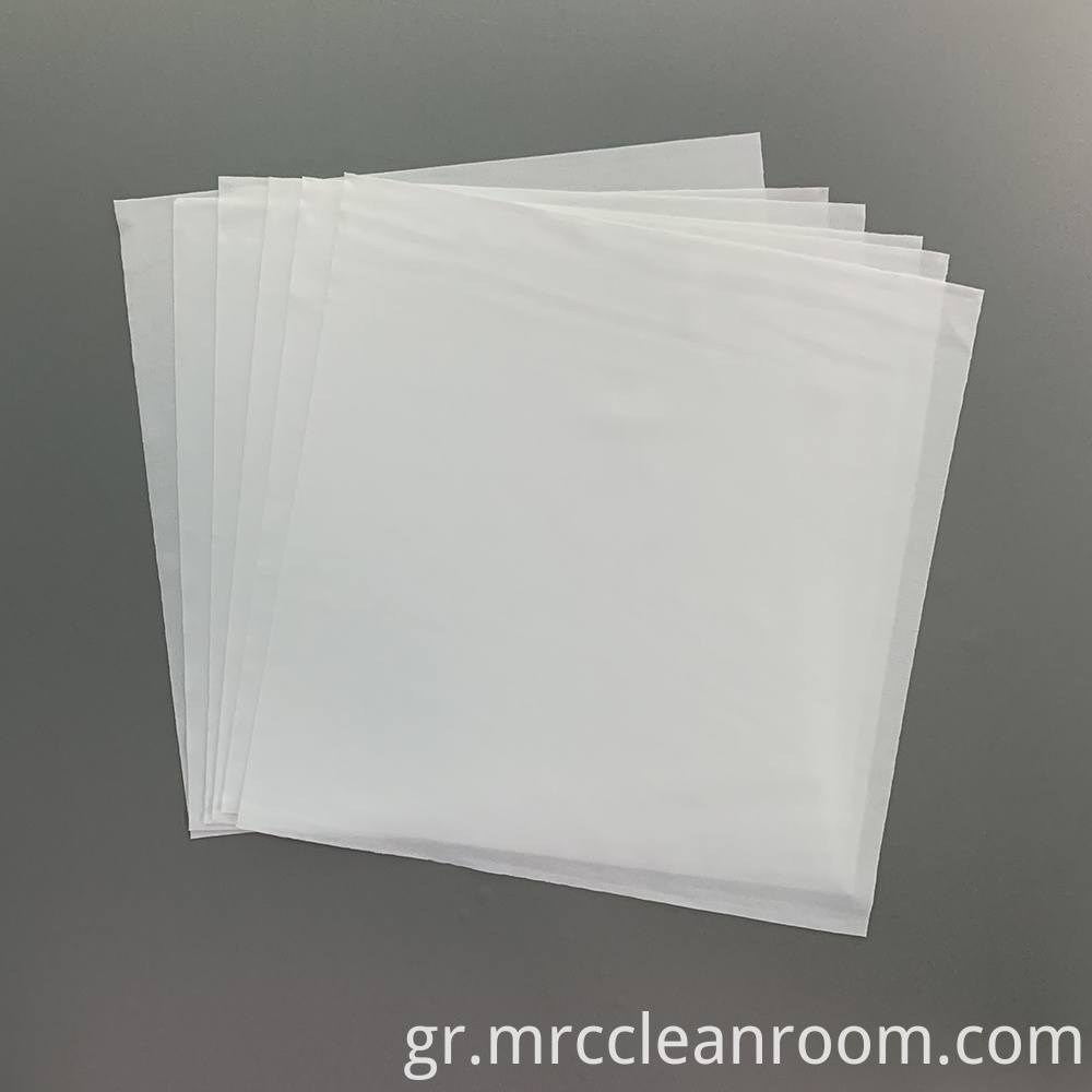 Knitted Industrial Cleanroom Wipes