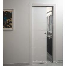 Attractive Design Interior White MDF Doors for Villa, Hotel