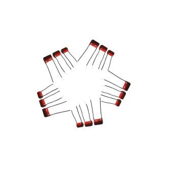 334j 400V Cbb21 Metalized Polypropylene Film Capacitor