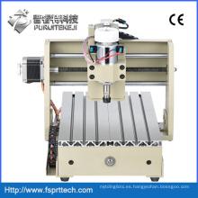 Máquina de tallado Máquina de grabado de grabadora de 3 ejes Fresadora CNC