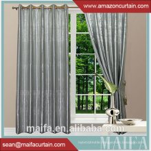 Latest window designs 2016 newest curtains style plain blackout curtain