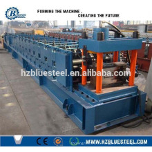 C Purlin Cold Roll Forming Machine, Automatic Operating High Speed Cold Purlin Roll Former