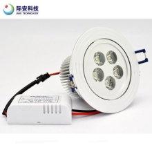 9W 220V White LED Ceiling Spot Light