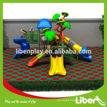 Cheap outdoor children playground equipment for CANADA Garden Use