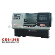 ZHAO SHAN CK6136S máquina de torno CNC máquina de torno de buena calidad