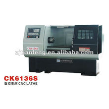 ZHAO SHAN CK6136S torno máquina máquina CNC máquina boa qualidade