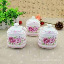 Customized Design Porcelain Enameled Self Heating Tea Pot