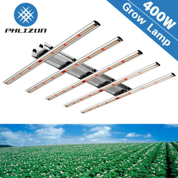 Kommerzieller Gartenbau 400W LED Grow Light Bar