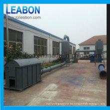 Secador de tuberías de flujo de aire de biomasa / secador de aserrín