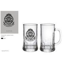 Glass Tumbler Beer Mug Glassware Beer Tumbler Kb-Hn03590