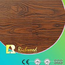 8.3mm E1 AC3 Embossed Walnut Waterproof Laminated Floor